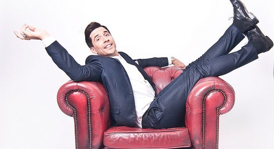 Stand-up comedy with Russell Kane - comingsoon.ae