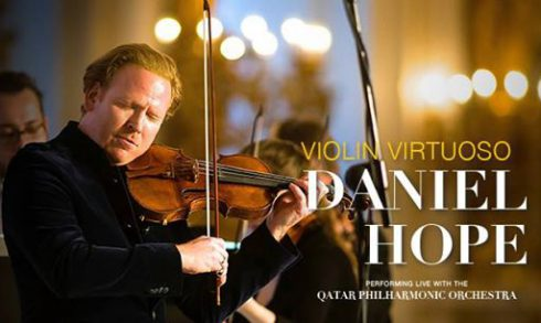 Daniel Hope at Dubai Opera - Coming Soon in UAE, comingsoon.ae