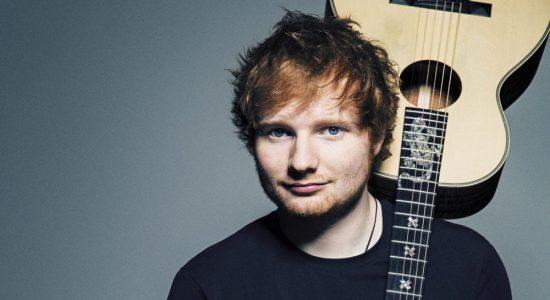 Ed Sheeran Live in Dubai - comingsoon.ae