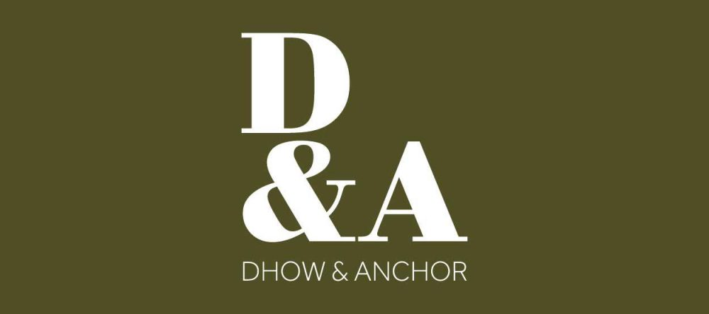 Dhow and Anchor, Dubai