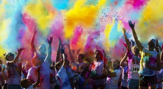 The Color Run 2017 - comingsoon.ae