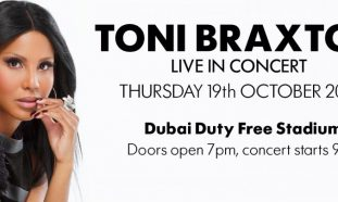 Toni Braxton Live in Dubai - Coming Soon in UAE, comingsoon.ae