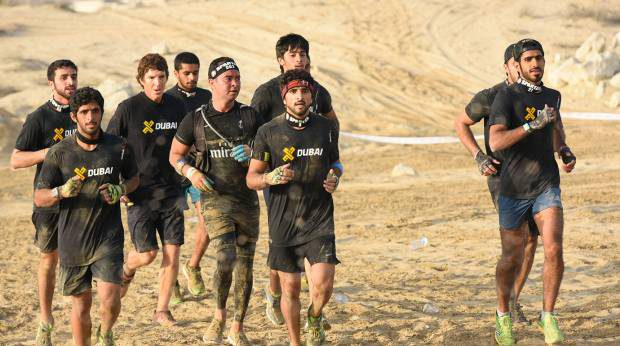 Dubai Spartan Race 2017 - Coming Soon in UAE, comingsoon.ae