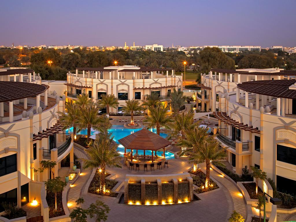 5-Star Hotels in Downtown Dubai | Marriott Hotel Al Jaddaf