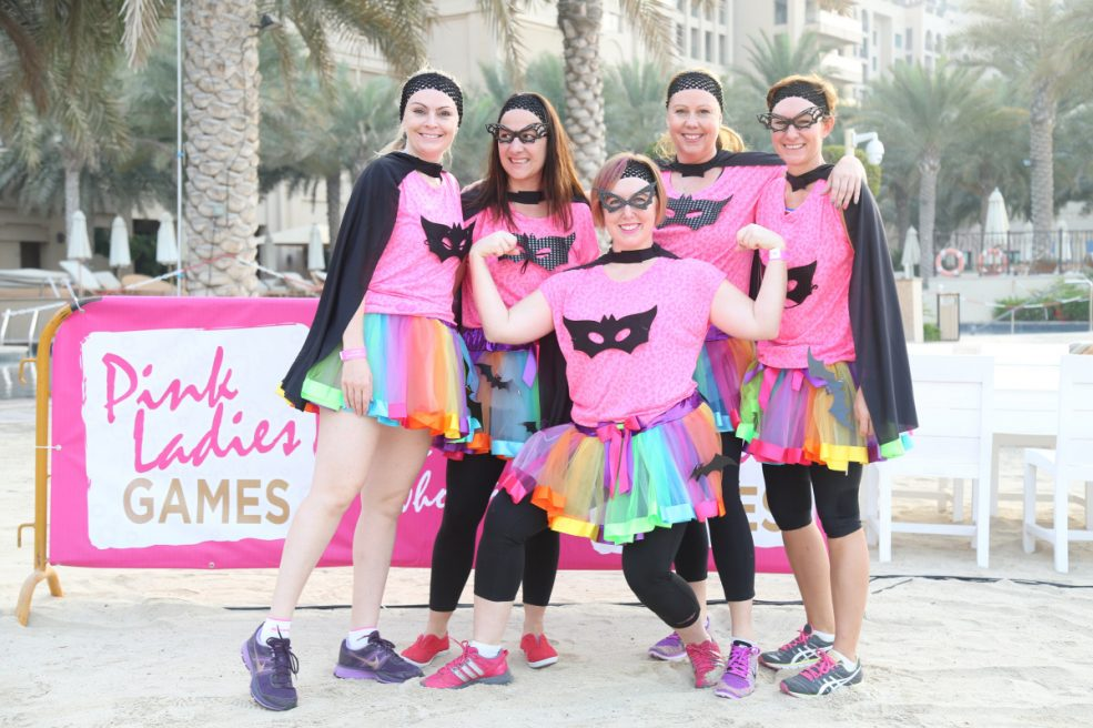 Pink Ladies Games 2017 - Coming Soon in UAE, comingsoon.ae