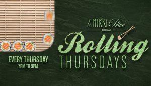 Rolling Thursdays