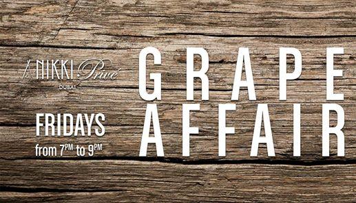 Grape Affair