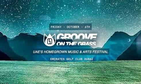 Groove On The Grass Season 6 Opening - Coming Soon in UAE, comingsoon.ae