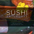 Sushi Saturdays at Asia Asia, Dubai