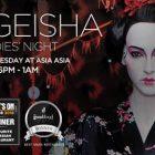 Go Geisha ladies' night at Asia Asia, Dubai