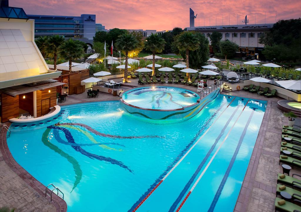 Dubai Airport Hotel Rooms