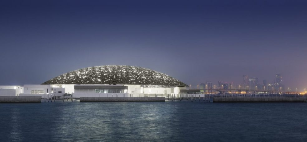 The Louvre Abu Dhabi Grand Opening in November 2017 - Coming Soon in UAE, comingsoon.ae