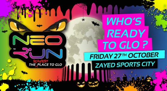The Neorun – The Scariest place to GLO - comingsoon.ae