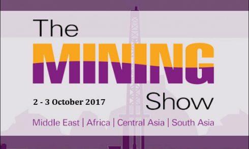 The MENA Mining Show 2017 - Coming Soon in UAE, comingsoon.ae