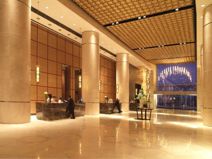 Intercontinental dubai festival city coming soon in uae for Big hotel in dubai