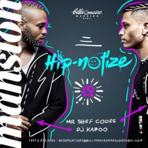 Hip*Notize featuring Mr Shef Codes, Skinny Loop & Kaboo