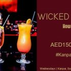 Wicked Wednesday at Kanpai, Dubai