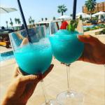Azure Beach, Dubai