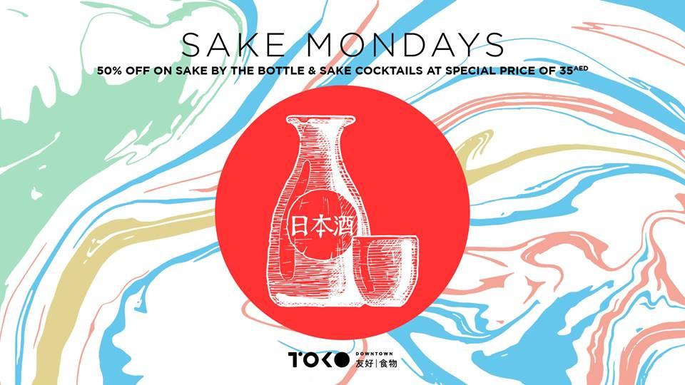 Sake Mondays