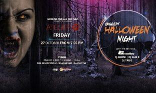Halloween Party at Atelier M - Coming Soon in UAE, comingsoon.ae