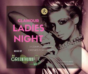 Glamour Ladies Night