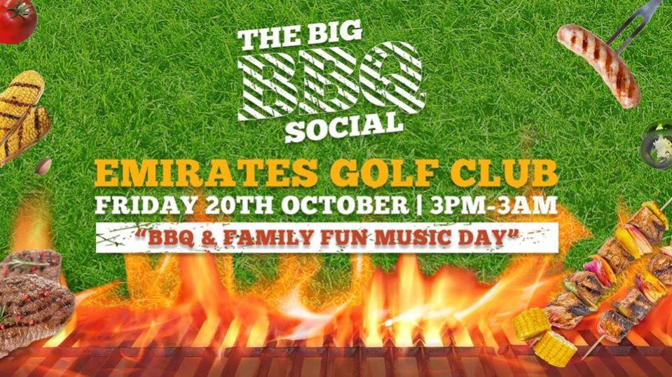 The Big BBQ Social 2017 - Coming Soon in UAE, comingsoon.ae