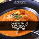 Dine With Us at Spice and Ice, Dubai