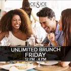 Unlimited Brunch at Spice and Ice, Dubai
