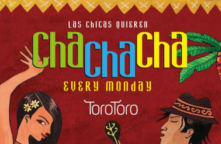 Cha Cha Cha Ladies Night