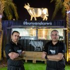 BUNS & COWS at Barasti Beach Bar, Dubai