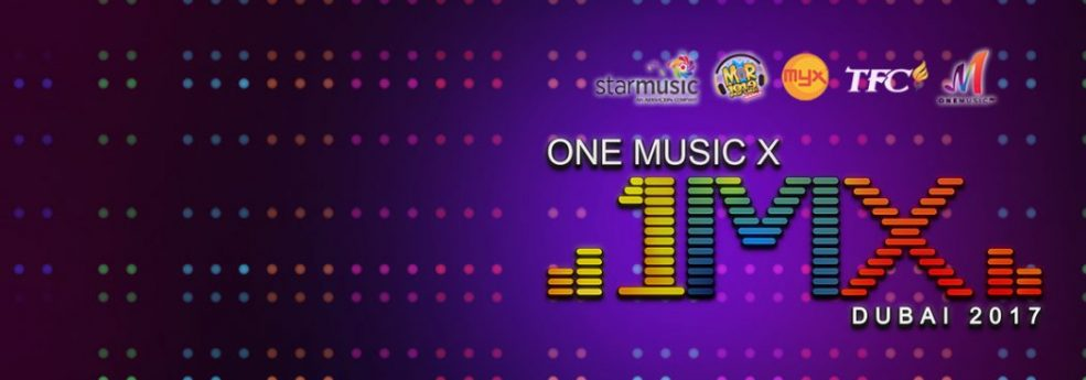 One Music X 2017 - Coming Soon in UAE, comingsoon.ae