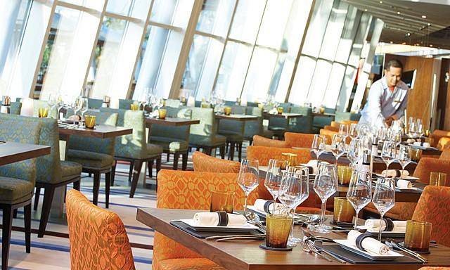 Latitude Jumeirah Beach Hotel Brunch