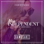Miss Independent​ Ladies Night at Ramusake, Dubai