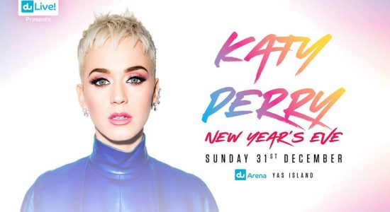 Katy Perry Live in Abu Dhabi for New Year's Eve - comingsoon.ae