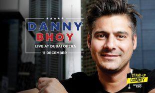 Danny Bhoy Live in Dubai - Coming Soon in UAE, comingsoon.ae