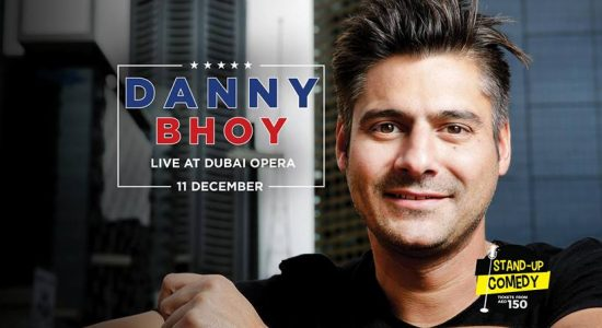 Danny Bhoy Live in Dubai - comingsoon.ae