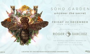 Roger Sanchez Live in Dubai - Coming Soon in UAE, comingsoon.ae
