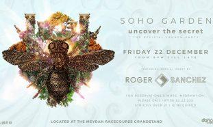 Roger Sanchez Live in Dubai - Coming Soon in UAE, comingsoon.ae