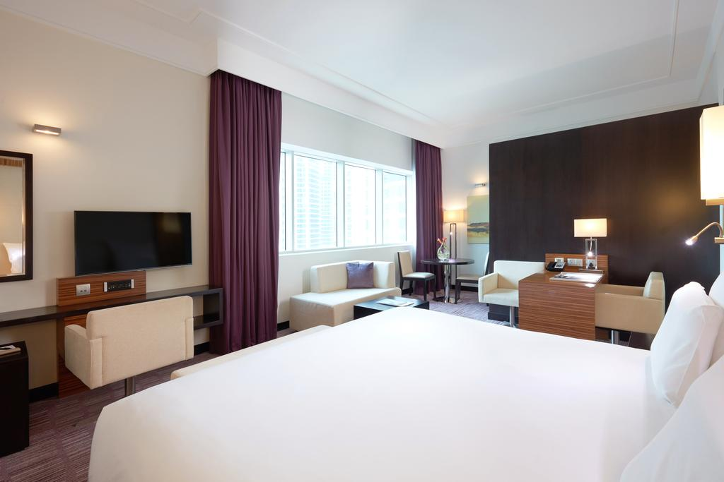 Rooms: Pullman Hotel & Residence, JLT