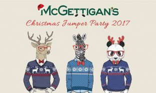 McGettigan's Annual Christmas Jumper Party 2017 - Coming Soon in UAE, comingsoon.ae