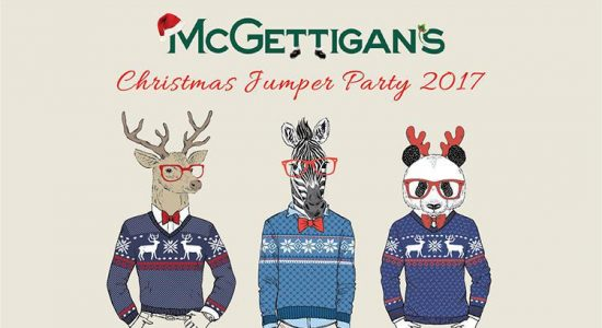 McGettigan's Annual Christmas Jumper Party 2017 - comingsoon.ae