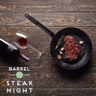 Steak Night at Barrel 12, Dubai