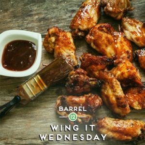 Wing it Wednesdays