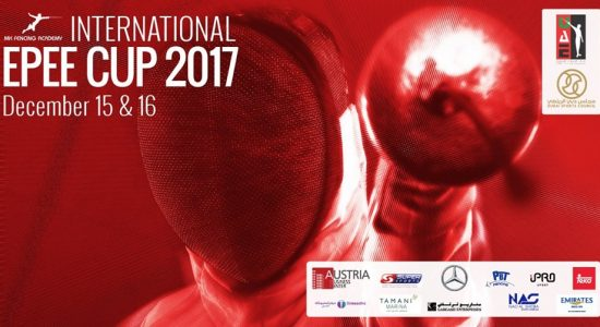 MK Fencing Academy International Epee Cup - comingsoon.ae