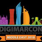 DigiMarCon Middle East 2018 at Hyatt Regency, Dubai Corniche in Dubai