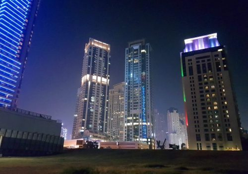 Where Dubai Marina Begins