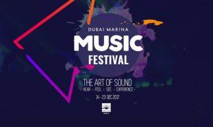The Dubai Marina Music Festival 2017 - Coming Soon in UAE, comingsoon.ae