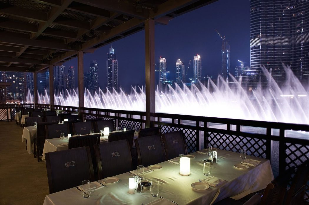 Bice mare dubai in dubai coming soon in uae for Fish restaurants near me now
