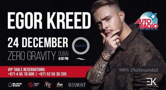 Egor Kreed live in Dubai - comingsoon.ae