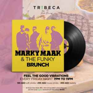 Marky Mark and the Funky brunch